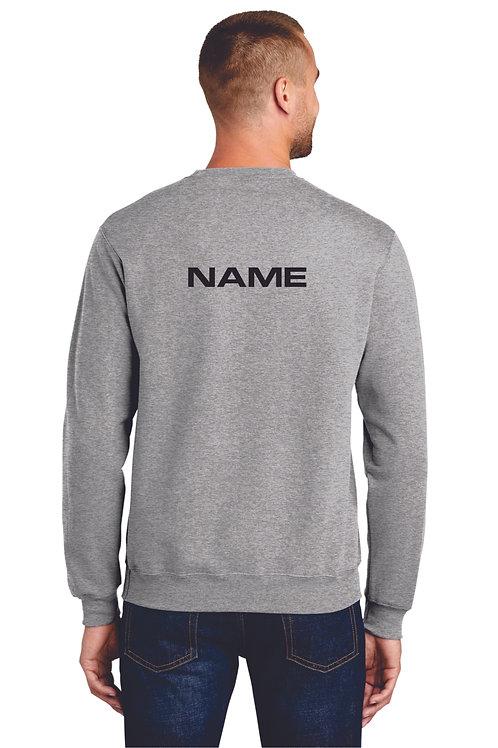 RMS Choir UNISEX Sweatshirt with name