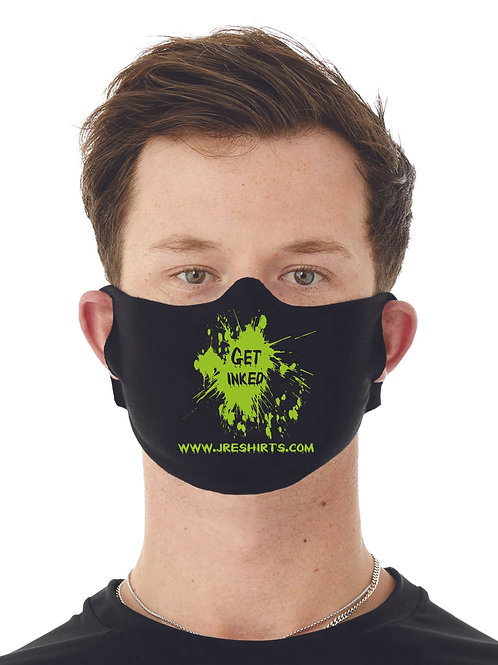 FREE face masks. (pack of 5 with promo code)