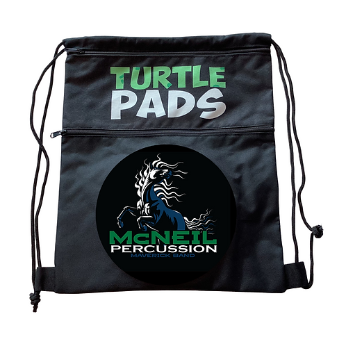 McNeil turtle pad and bag