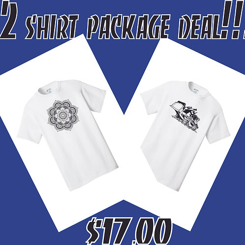 2 Shirt Package