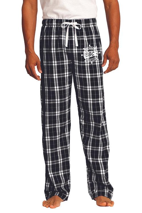 BBC Men's Plaid pants