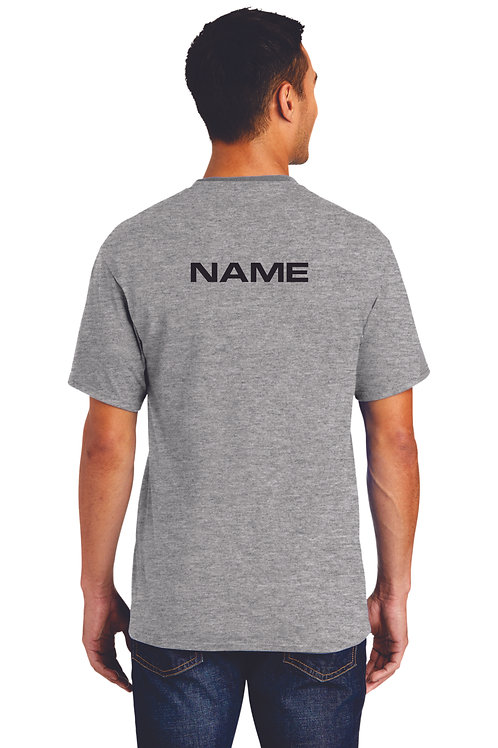 Choir T shirt with Name