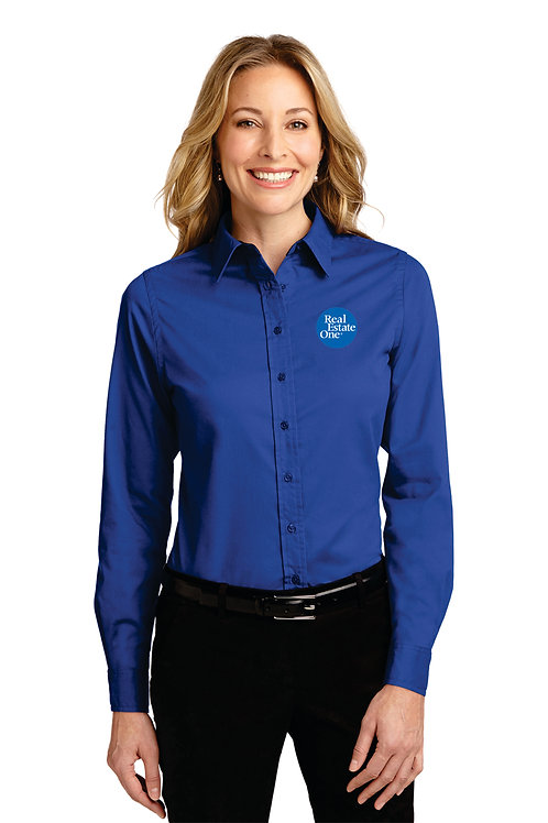 Easy Care Woman's Long Sleeve