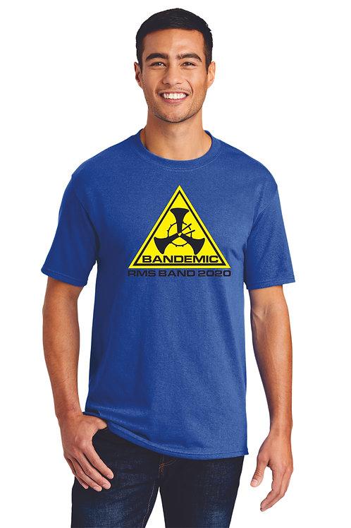 RMS Band T shirt