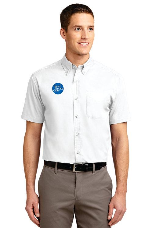 Men's Easy Care Short Sleeve