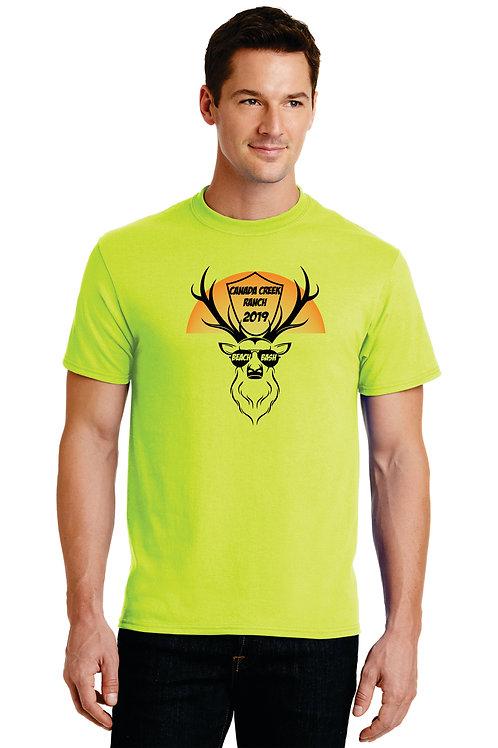 Beach Bash Adult T shirt