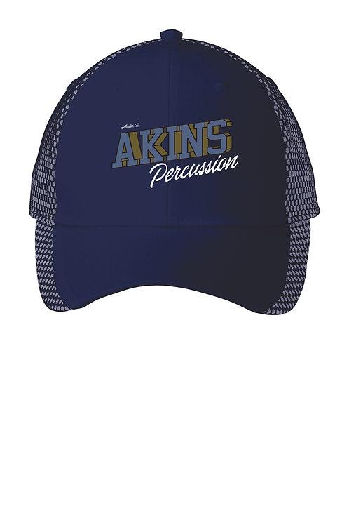 Akins Percussion Baseball Cap