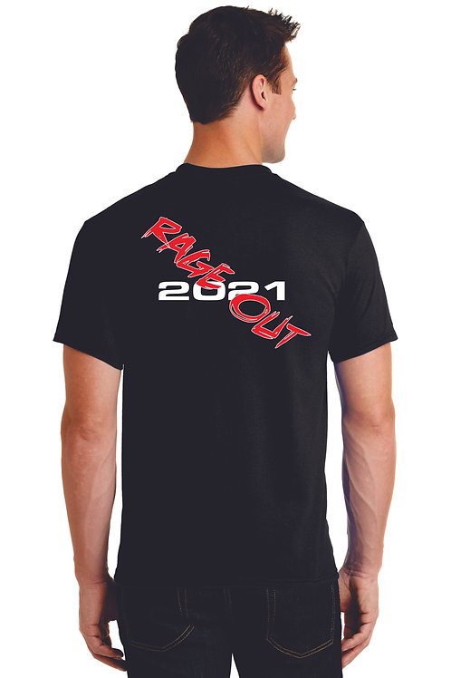 RAGE OUT T shirt