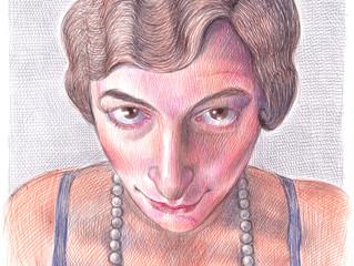 Finishing up portraits ...