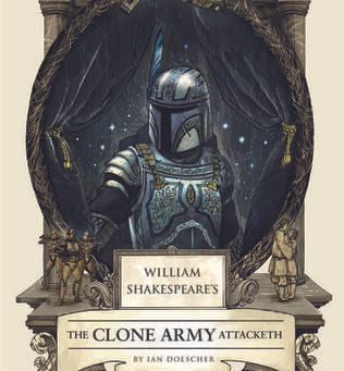Copy of SyFy fans -  Check out BOOK REVIEW WWilliam Shakespeare's The Clone Army Attacketh