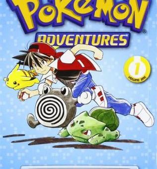 Pokémon Fans -  Check out BOOK REVIEW Pokémon Adventures, Vol. 1