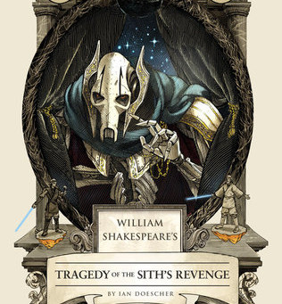 SyFy fans -  Check out BOOK REVIEW William Shakespeare's Tragedy of the Sith's Revenge