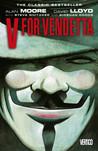BOOK REVIEW: V for Vendetta