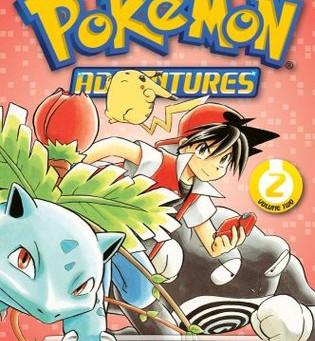 Pokémon Fans -  Check out BOOK REVIEW Pokémon Adventures, Vol. 2