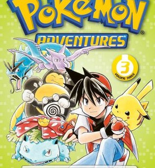 Pokémon Fans -  Check out BOOK REVIEW Pokémon Adventures, Vol. 3