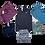 Thumbnail: Camiseta manga sisa para caballeros
