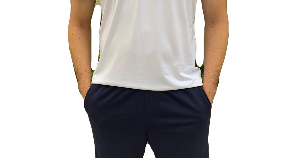 Pantaloneta deportiva para caballeros