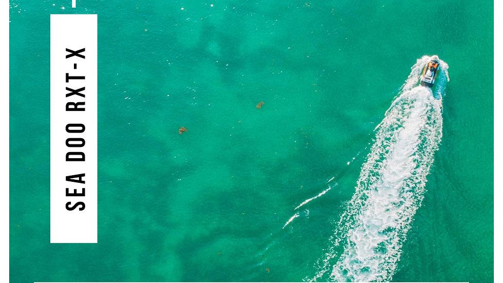 Lancha Sea Doo RXT - X año 2011