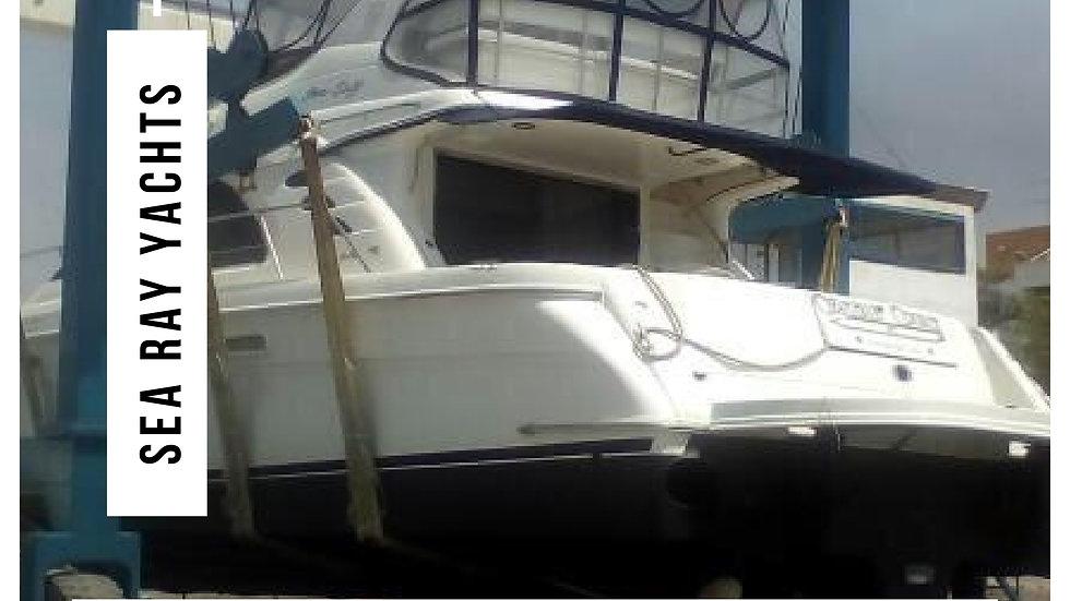 Yate Sea Ray año 2000