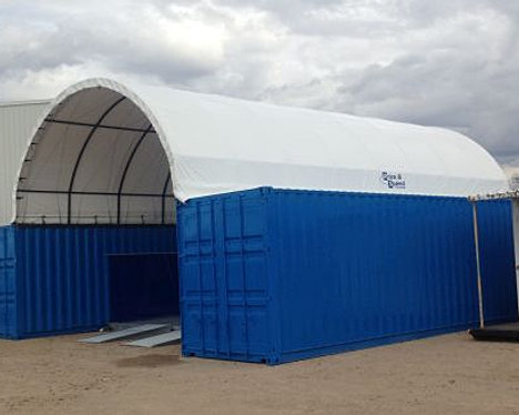 Gc Roof And Gutter Repairs Igloo And Container Shelters