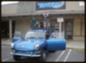 Gearhead Bicycles VW love