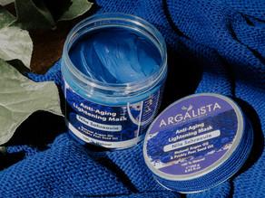 Recenzia: Ílová čistiaca maska Argalista Nila Mask od arganola.sk