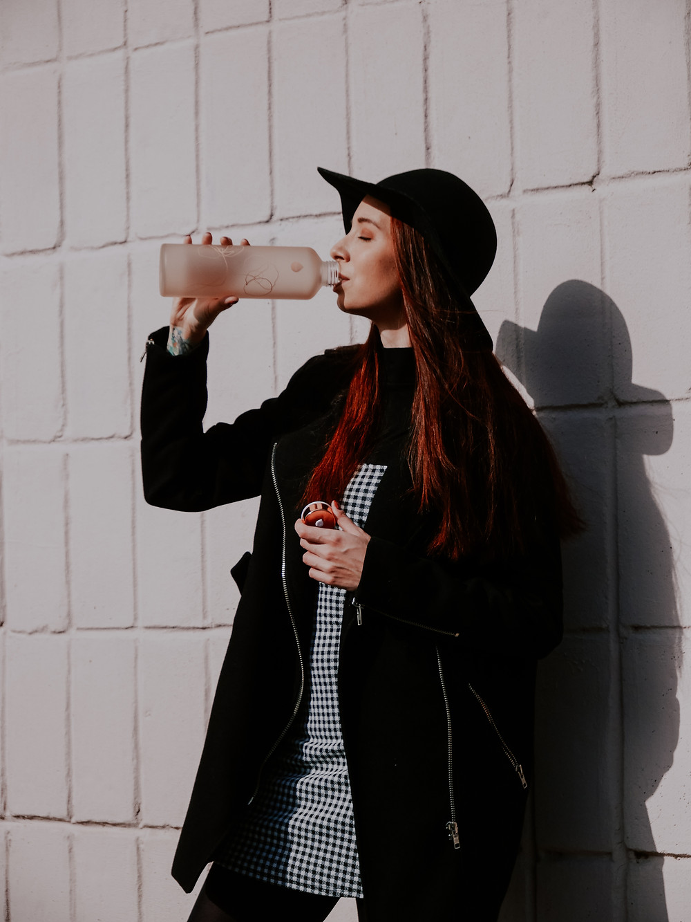 ekologické fľaše na vodu