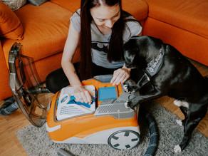 Recenzia: Vysávač s vodnou filtráciou Thomas Aqua+ Pet & Family Plus