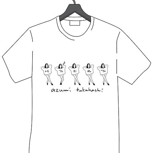 アルバム発売記念「ひとり言」Tシャツ