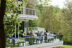 Schwitzers-Hotel-am-Park Außenbereich in Waldbronn