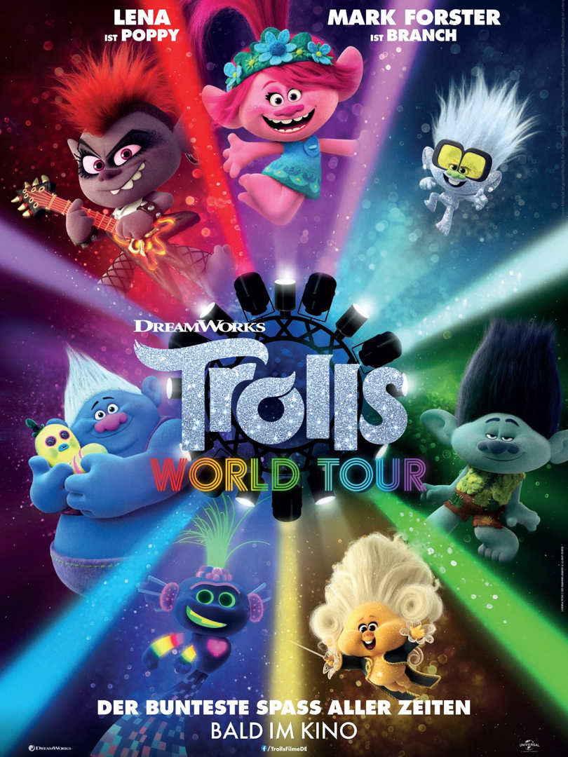 Trolls - World Tour
