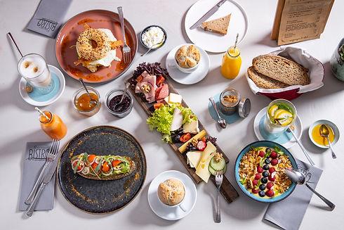 Frühstück de luxe in der Albtherme-Waldbronn, Schwitzers Bistro