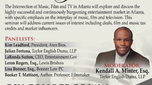 BESLA hosts the Intersection of Music, Film, & TV in Atlanta Regional Event