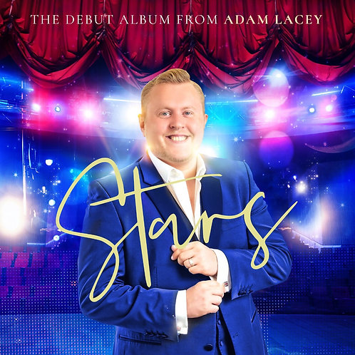 Adam Lacey - Stars (Hard Copy)