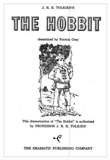 Prof. Tolkein approves this play - from