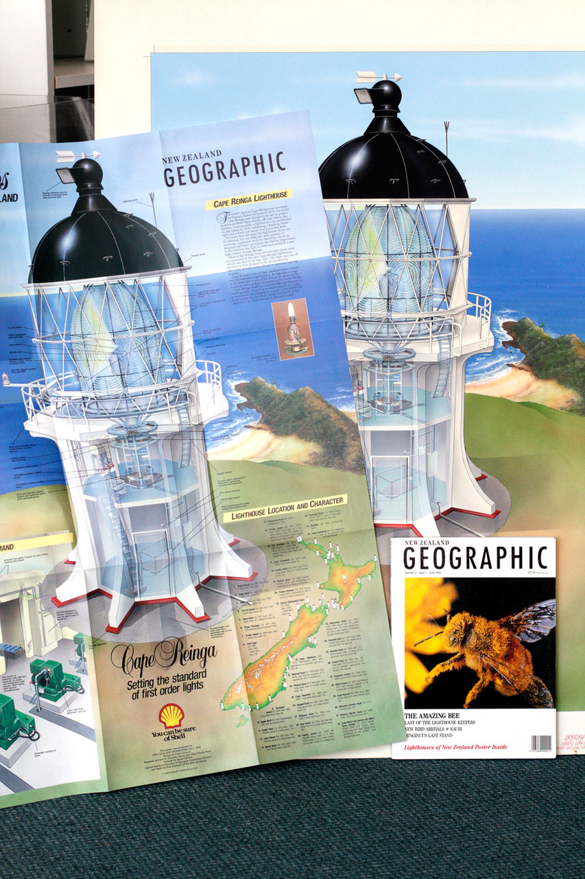 New Zealand Geographic Frame by Frame (2