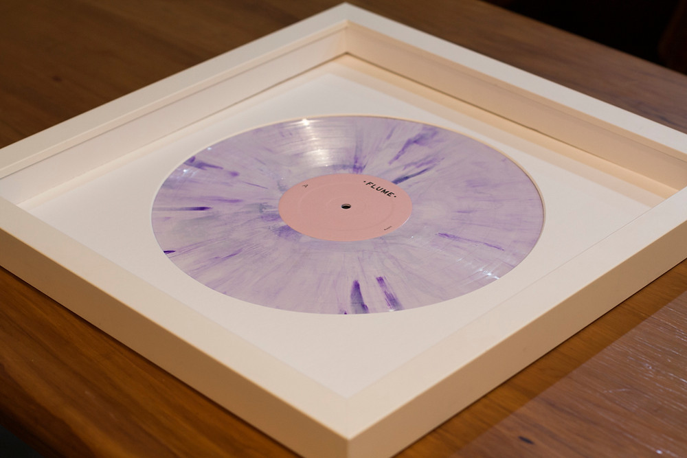 Flume Skin Limited Edition Vinyl