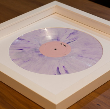Framing Vinyl | Flume 'Skin' and Radiohead 'A Moon Shaped Pool'