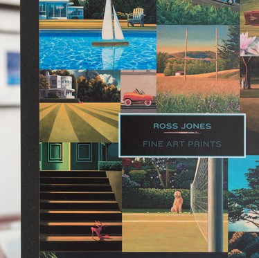 Introducing the Ross Jones Portfolio Prints!