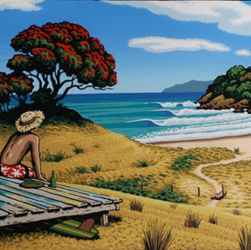 Tony Ogle 'Discovery Bay'