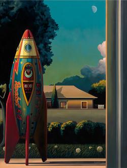 Ross Jones Rocket Man