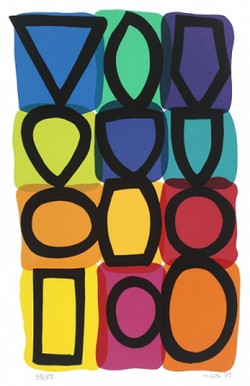 Michael Smith Shape as Colour