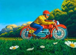 Ross Jones Redracer