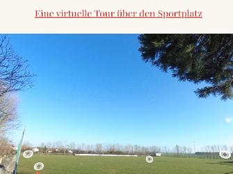 Eine virtuelle Tour über den Sportplatz