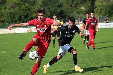 FC Dombühl - SpVgg Gammesfeld 0:0 (0:0)
