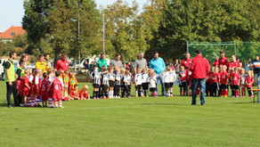 Endlich wieder Fußball für die Jüngsten