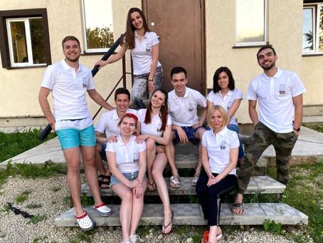 Мы отметили годовщину нашего офиса Юг-профи Ростов-на-ДонуКрасноармейская 127 wix