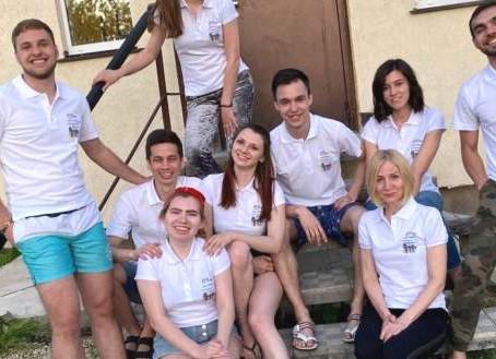 Мы отметили годовщину нашего офиса Регион Центр Иркутск на ул. Франк-Каменецкого 22В wix