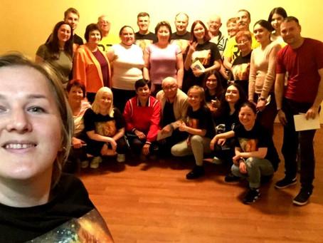 С компанией Талбаков Уфа - Талбакоff Уфа принимали участие в бизнес-форуме от участников холдинг-ком