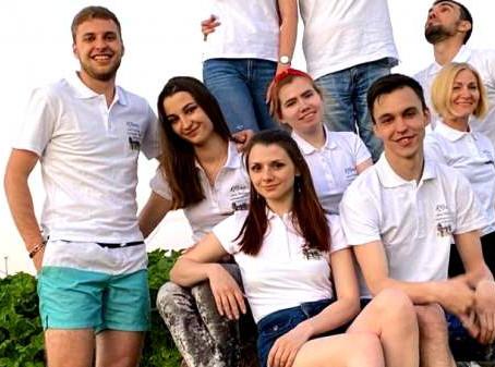 Мы отметили годовщину нашего офиса РП Томск на Ленина 186 wix